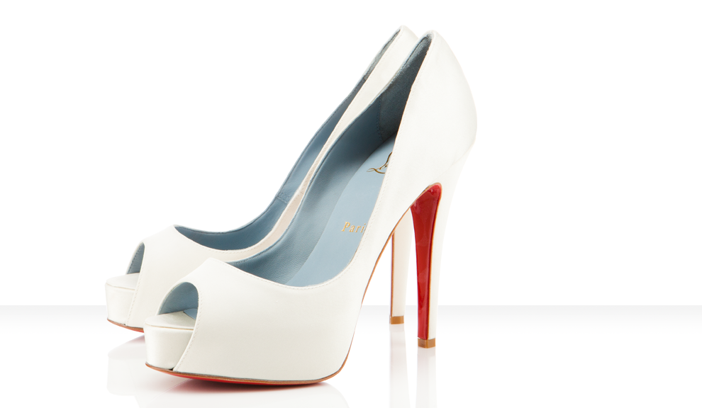 All shoes available on Christian Louboutin US or check out Davids